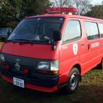 トヨタ ハイエース 消防指揮車