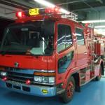 三菱ふそう キャンター 消防車