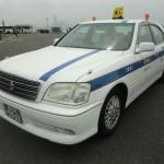 トヨタ クラウン 個人タクシー